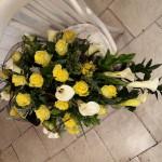 Wiązanki pogrzebowe Kwiaciarnia Lublin
