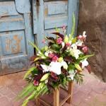 Wiązanki pogrzebowe - kwiaciarnia Lublin