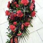 Wieniec pogrzebowy - Kwiaciarnia Lublin