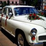 kwiaty auto slub lublin