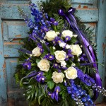 Wieńce pogrzebowe - kwiaciarnia Lublin