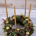 Wianek na Boże Narodzenie - Kwiaciarnia Lublin